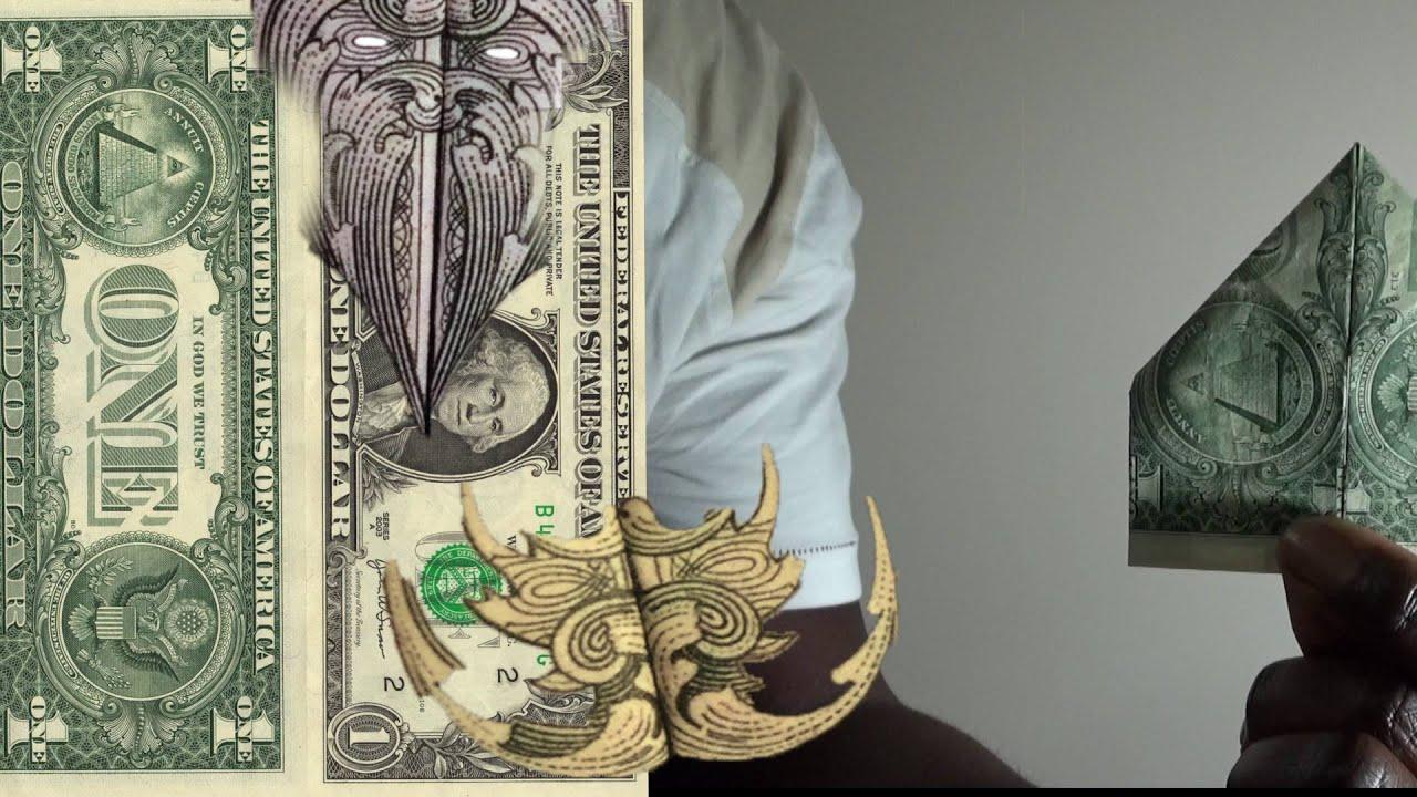 7 Devils, The DRAGON, SATAN, & the BEAST on the U.S. DOLLAR!!
