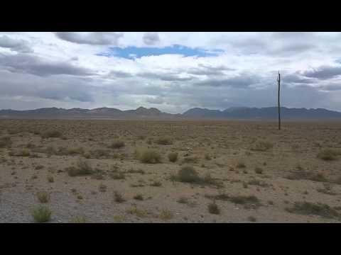 Driving the Nevada Desert