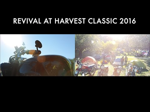REVIVAL at Harvest Classic 2016 in Luckenbach Texas