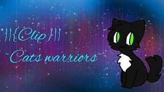 {Clip} Cats warriors