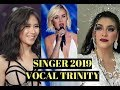 Sarah Geronimo REACTS to Singer 2019 Guesting with Regine Velasquez and Moira Dela Torre