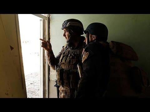 Iraqi PM Abadi visits Mosul amid major anti-ISIL gains