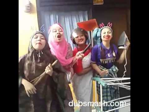 video lucu dubsmash - sayang dong bang muach (kompilasi oyotfams)