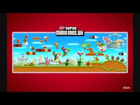 New Super Mario Bros. Wii - Final Boss Phase 2 (Orchestrated)