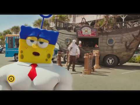 SpongeBob -Ki a vízből-Előzetes- PARÓDIA letöltés