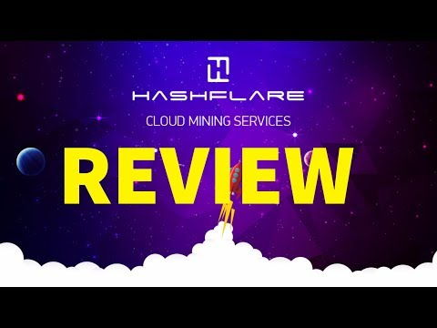 Mining Bitcoin 24/7 HashFlare Review 2017
