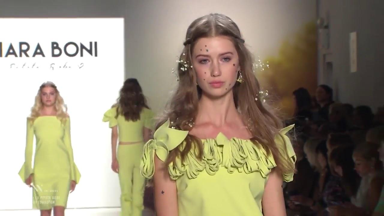 4450a91d Chiara Boni - Spring Summer 2018 - New York Fashion Week 2017 - YouTube