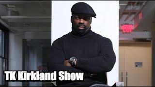 TK Kirkland Show: The Vibe Show Interview