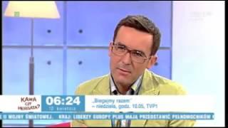 TVP Kawa czy herbata z Jackiem Grabowskim CRS Clinic