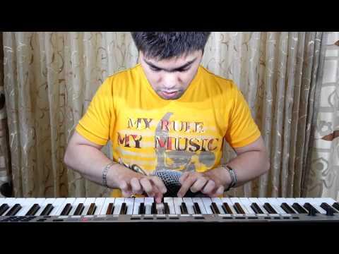 Sun Le Zara.....Singham Returns /Instrumental Piano