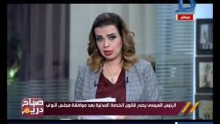 صباح دريم مع مها موسى تأثير قرار البنك المركزى بتعويم الجنية على السوق حلقة 3 11 2016