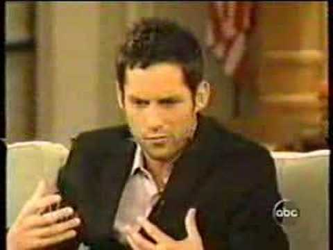 Enrique Murciano on The View (January 2004)