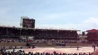 Calgary Stampede 2009 USA Anthem Thumbnail