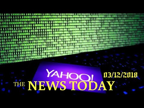 Data Breach Victims Can Sue Yahoo In The United States: Judge | News Today | 03/12/2018 | Donal...