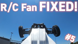 How to Fix R/C Fan Problems + Pinion Weights - B6.2 Build Series Part 5