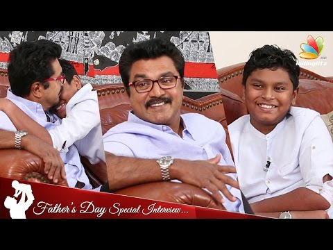 Sarathkumar shares his bonding with Varalakshmi and Rahul | Father's Day SPL Interview