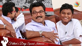Sarathkumar shares his bonding with Varalakshmi and Rahul