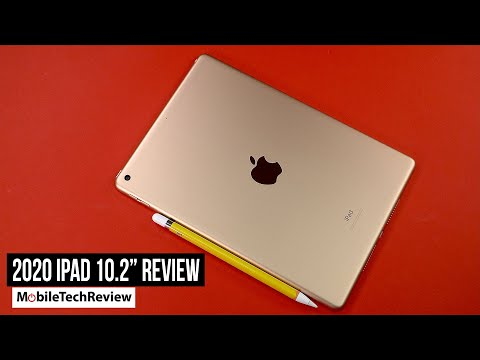 2020 iPad 8th Gen Review