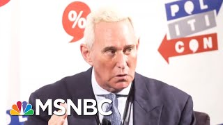 What Potential Indictment Of Jerome Corsi Means For Russia Investigation | Velshi & Ruhle | MSNBC