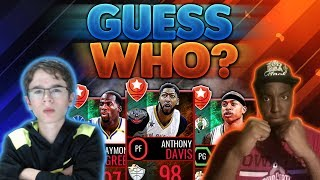 NBA Live Mobile - 93+ SPECIALIST ELITE PLAYER PACK GUESS WHO VS ULTIMATE BUCKEYE! INSANE PACKS!!!