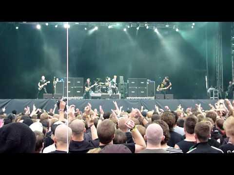 Rise Against vs Invasionen, Live @ West Coast Riot 2010