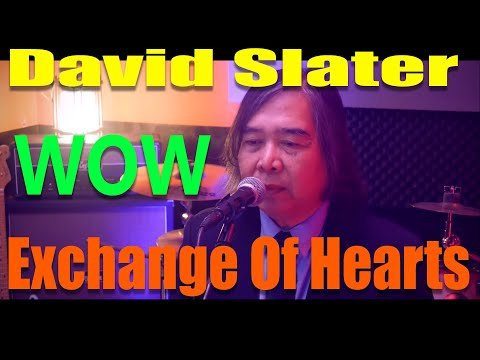 Exchange Of Hearts - David Slater (Philip Arabit Cover)