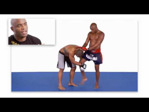 anderson silva muay thai clinch fundamentals for mma
