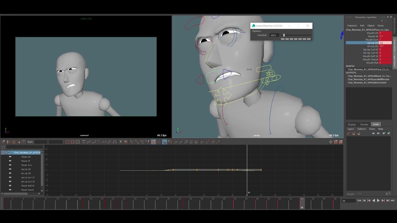 Download Animation workflow demonstration