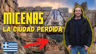 La ciudad más antigua de Grecia   ARGOS y MICENAS