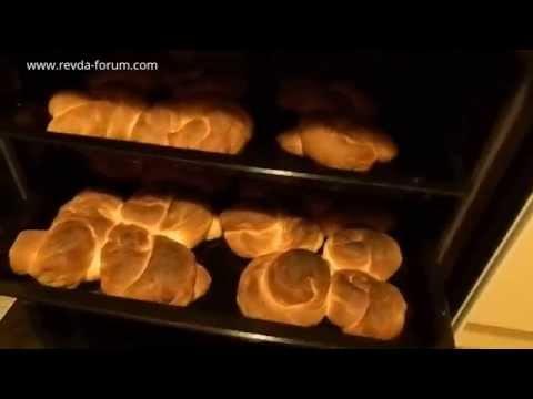 Тесто для пышных булочек