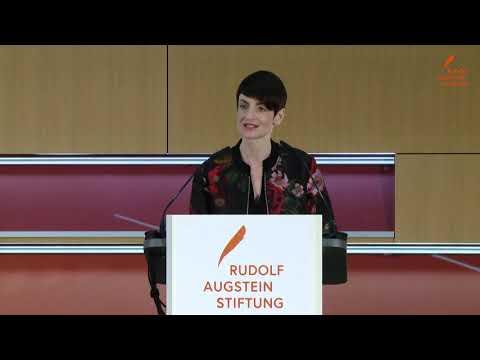 Stephanie Reuter - Einführung zu re:claim public discourse!