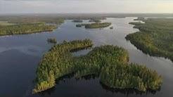 Merjanlahden mökit - Piispajärvi