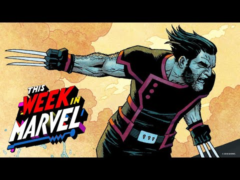 Declan Shalvey Explains Wolverine's New Costume | This Week In Marvel