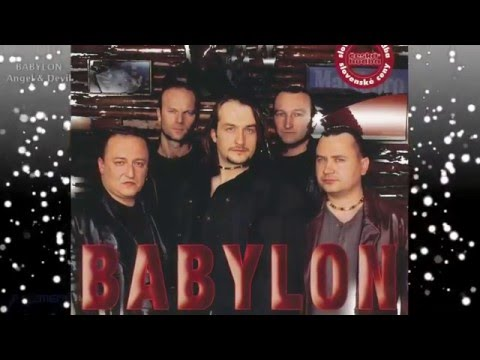 BABYLON - Anjel s Diablom - Trek 13 - ANGEL & DEVIL