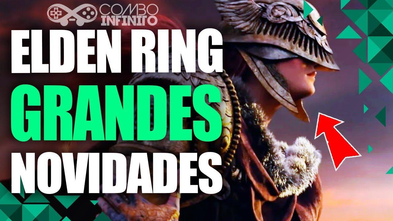 ELDEN RING! HÁ UM VÍDEO PROIBIDO ROLANDO NA INTERNET E GRANDES NOVIDADES !
