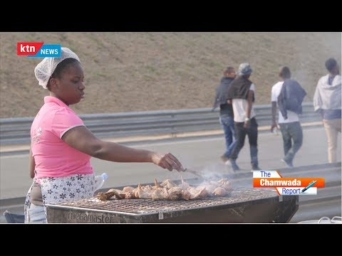 The Chamwada Report : Africa Food Festival