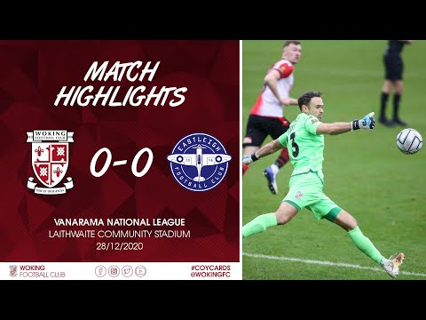 Woking Eastleigh Goals And Highlights