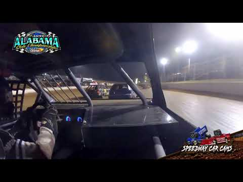 #51 Kurt Starling - Hotshot - 9-21-19 East Alabama Motor Speedway - In-Car Camera