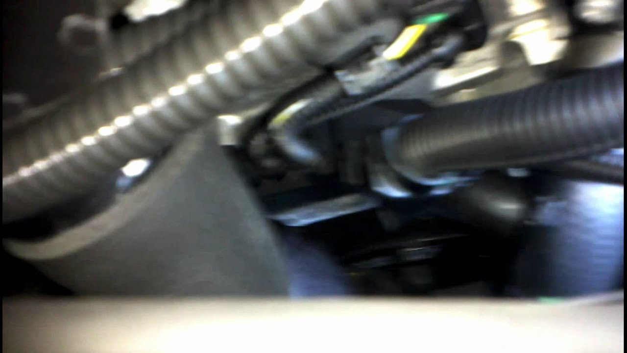 Engine Number Location BMW 328i F30 4cy Turbo: BMTroubleU