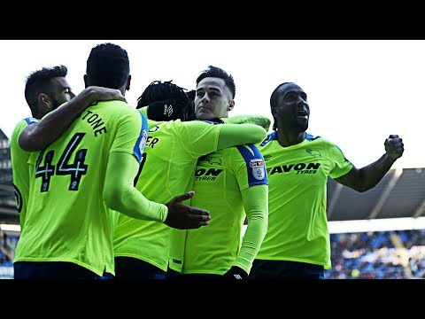 MATCH HIGHLIGHTS | Reading Vs Derby County