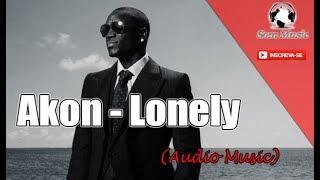 Akon - Lonely (Áudio)