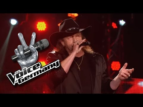 Keith Urban - But For The Grace Of God | Franz Lippert | The Voice of Germany 2017 | Blind Audition