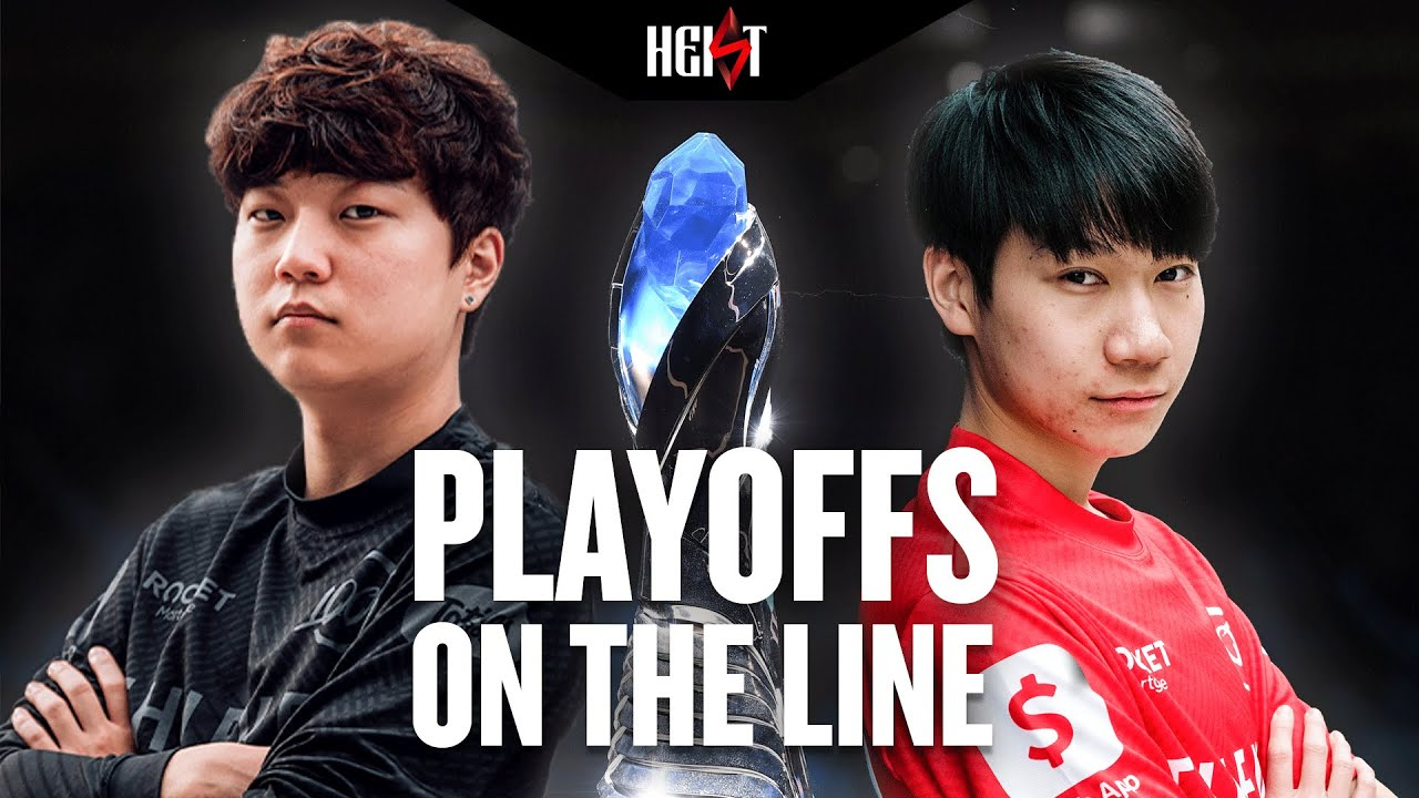 100 Thieves Must Avoid DISASTER Before LCS Playoffs | THE HEIST