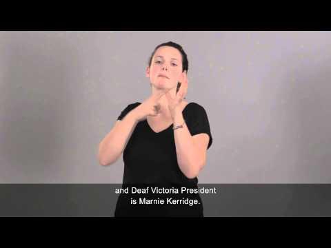 Deaf Australia Community Forum