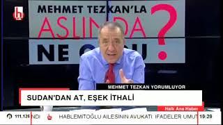 Libya'ya asker gönderir miyiz? / Mehmet Tezkan gündemi değerlendirdi / 16 Aralık