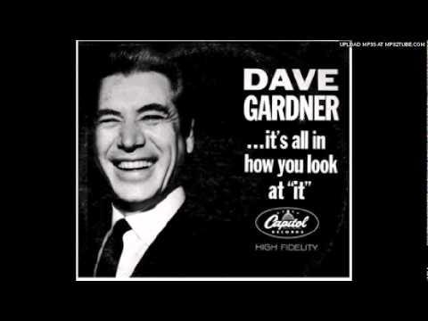 Daniel in the Lion's Den--Brother Dave Gardner