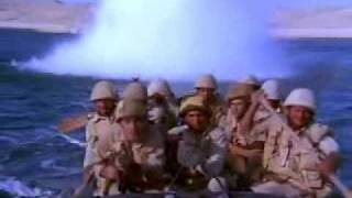 Egypt vs Israel  - Egyptian Massive Attack Across Suez Canal (2/3)