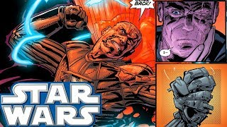 How Darth Vader ALMOST Ended his Own Life - Star Wars Comics Explained