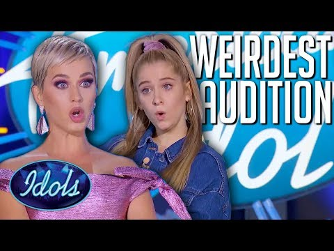 Greatest Person Katy Perry Has Ever Met On American Idol | Idols Global
