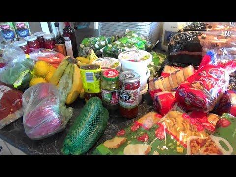 Large Family Freezer Meal Prep | 1/2